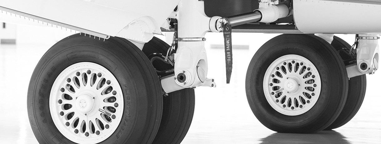 Insights aircraft storage